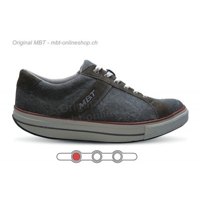 MBT Kito Blucher Lace Black W