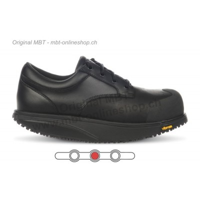 MBT Safety Shoe black w